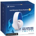 Наушники Sony Wireless Headset (2.0) White (PS4,PS3,PS Vita,PC)