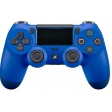 Джойстик DualShock 4 Sony PS4 V2 (Blue)