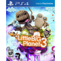 Little Big Planet 3 для PS4 (Blu-ray диск Лицензия)(Рус)