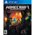 Minecraft PS4 Edition для PS4 (Blu-ray диск Лицензия)