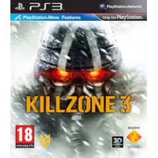 Диск PS3 Kill Zone 3  (Лицензия )