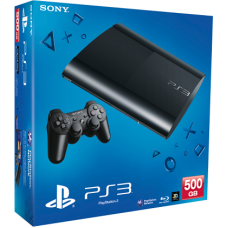 Sony PlayStation 3 Super Slim 500Гб