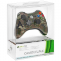Джойстик Xbox 360 Controller Wireless (Camouflage)