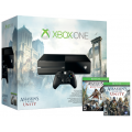 Xbox ONE Bundle Assassins Unity, Assassins Black Flag (2 игры)