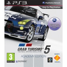 Диск PS3 Gran Turismo 5 Academy Edition (Лицензия)