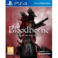 Bloodborne - Game of the Year для PS4