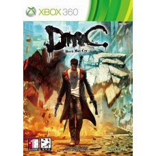 Xbox 360 DEVIL MAY CRY (Лицензия )