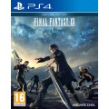 Final Fantasy XV day one edition для PS4