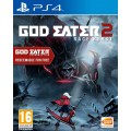 God Eater 2r Rage Burst для PS4