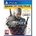 Ведьмак 3 Game of the Year для PS4
