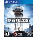 Star Wars Battlefront для PS4