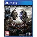 BATMAN ARKHAM KNIGHT: Game of the Year Edition для PS4
