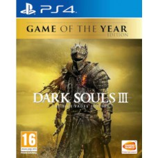 Dark Souls III Game of The Year Edition для PS4