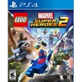 LEGO Marvel Super Heroes 2 для PS4