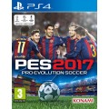 PS4 Pro Evolution Soccer 2017 (PES 2017)