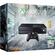 Microsoft Xbox One 1TB The Division