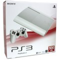 Sony PlayStation 3 Super Slim (500GB White)