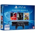 PS4 Bundle Last of Us+Driver Club+Little Big Planet