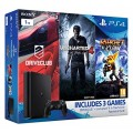 Sony Playstation 4 SLIM 1ТБ Game Mega Pack +3 Игры