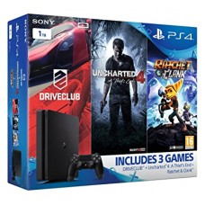 Sony Playstation 4 SLIM 1ТБ Game Mega Pack 3 Игры