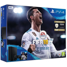 Sony Playstation 4 SLIM 1ТБ FIFA18 Bundle