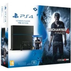 Sony PlayStation 4 Uncharted 4 (Cuch-1216 500gb)