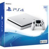 Sony Playstation 4 SLIM Glacier White 500ГБ