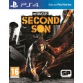 inFamous: Second Son Для PS4 ((Blu-ray диск Лицензия)(Рус)