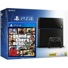 Sony PlayStation 4+GTA5 Рус